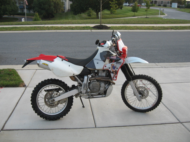 free honda xr650l service manual